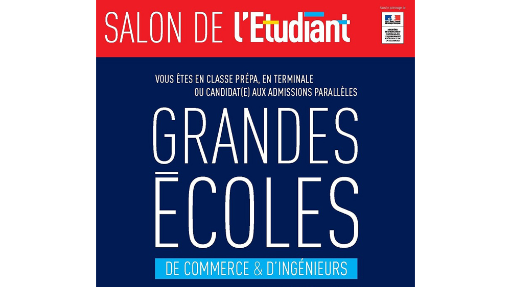 Salon des grandes ecoles l 39 etudiant istec for Porte de champerret salon de l etudiant