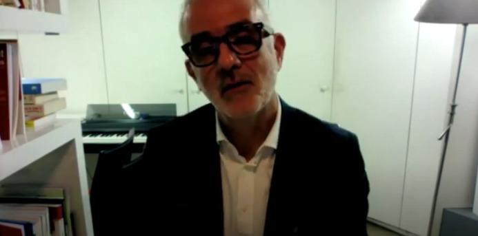 Conférence avec Ronald BOUCHER